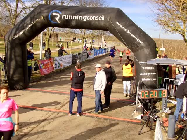 Semi Marathon et 10 km de Nuits St Georges