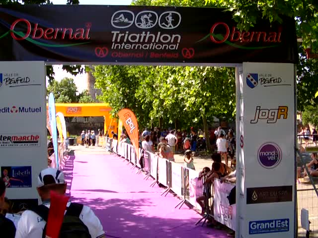 Triathlon International d Obernai-Benfeld