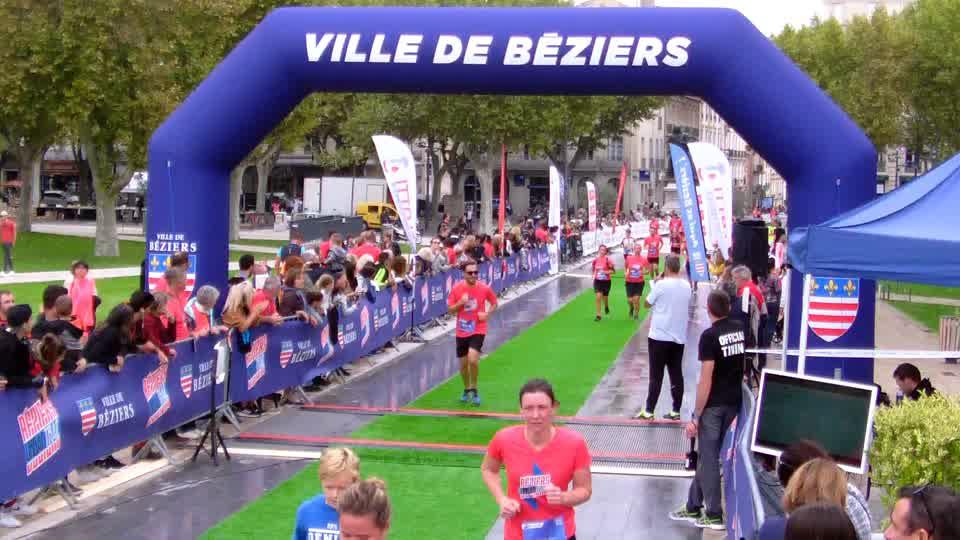 Beziers Urban Trail