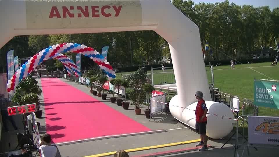 Semi Marathon du Lac d Annecy